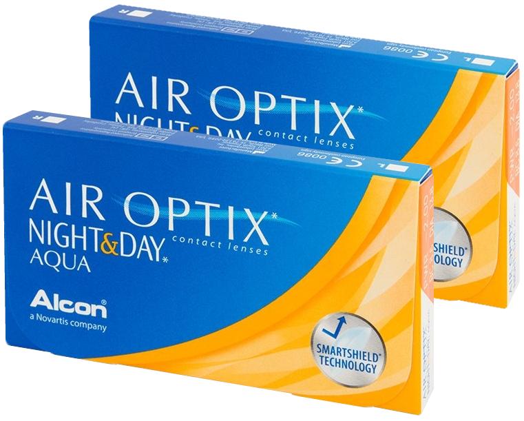 Air Optix Night And Day Aqua 12p Lensor Eu Contact Lenses