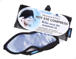 Hot eye compress The Body Doctor