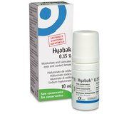 Hyabak acu pilieni 10 ml