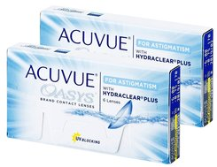 Acuvue Oasys for Astigmatism (12p)