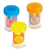 Vertical Contact Lens Container