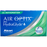 Air Optix Astigmatism +HydraGlyde