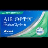 Air Optix Astigmatism +HydraGlyde
