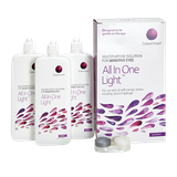 Tirpalas All In One Light 3x250ml