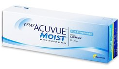 Acuvue Moist 1-Day for Astigmatism
