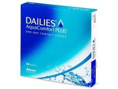 Dailies Aqua Comfort Plus (90p)